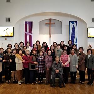 2019 여선교회