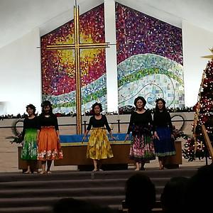 앨리스샤프선교사님 추모 음악회(훌라)