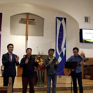 제2남선교회 수요특송