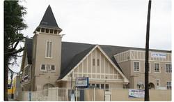 교회 전경