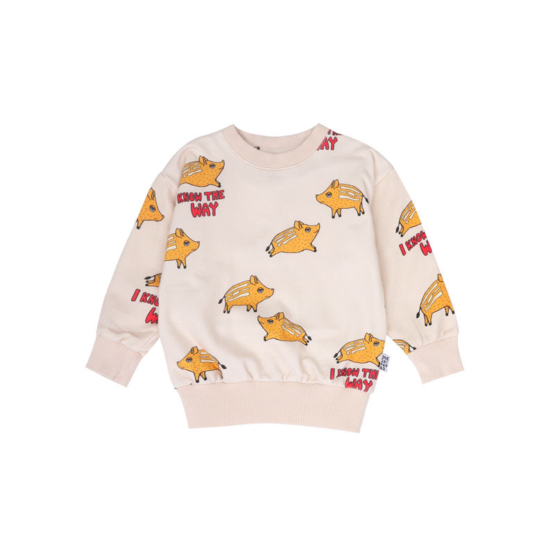 Sweater-Wild-Boar-Sand