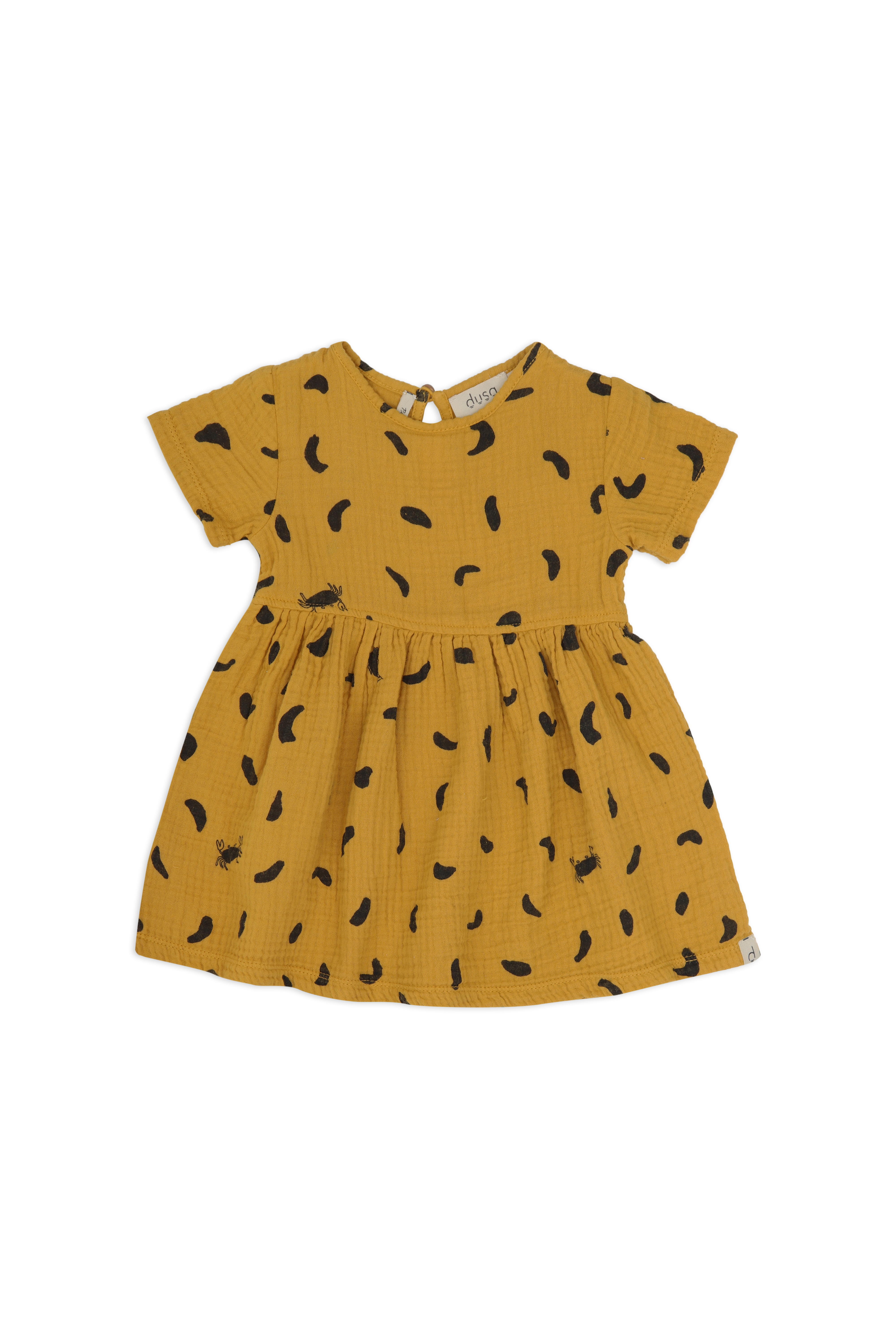 Baby-dress-mellow-yellow