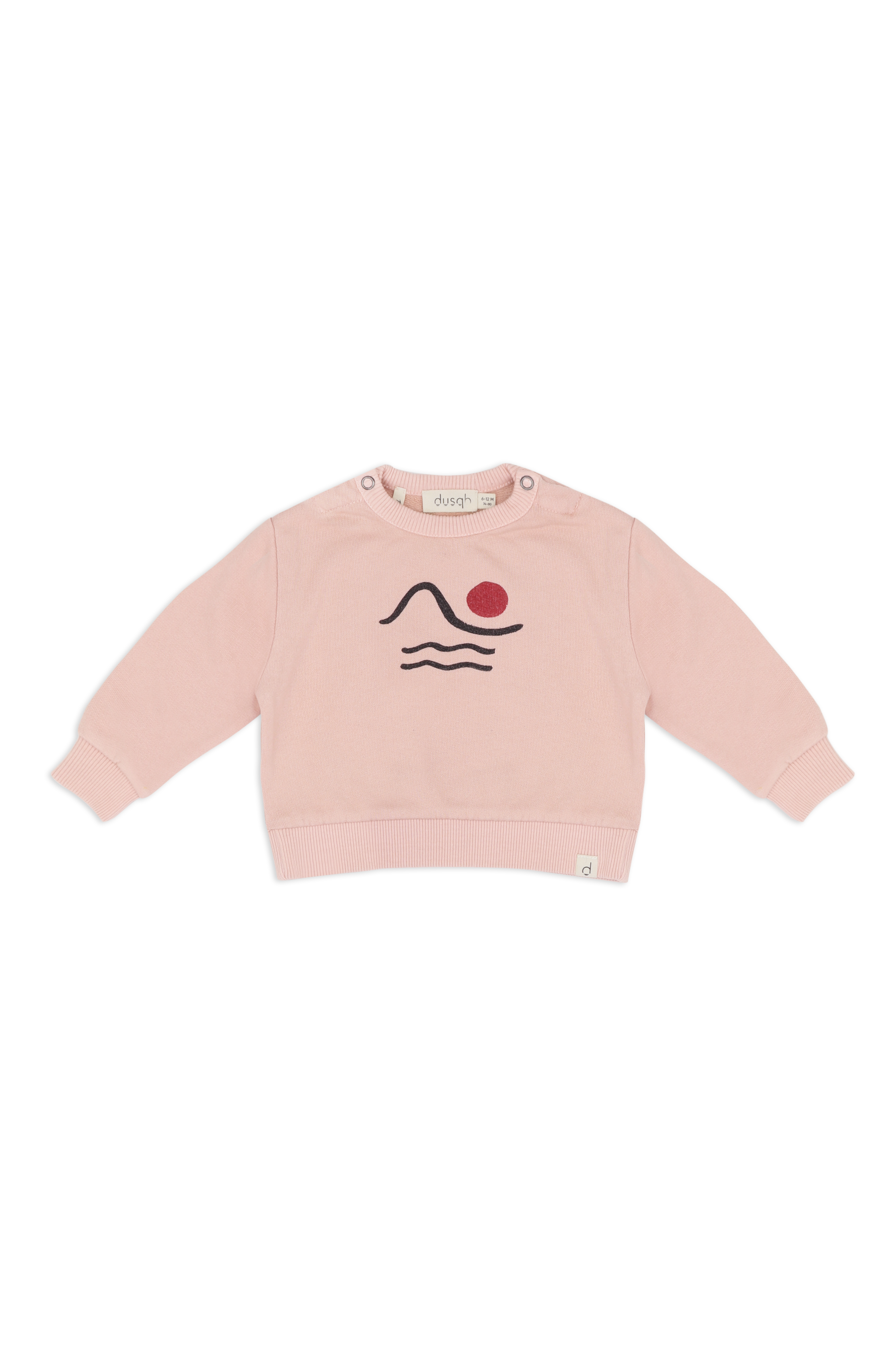 Baby-sweater-powder-pink