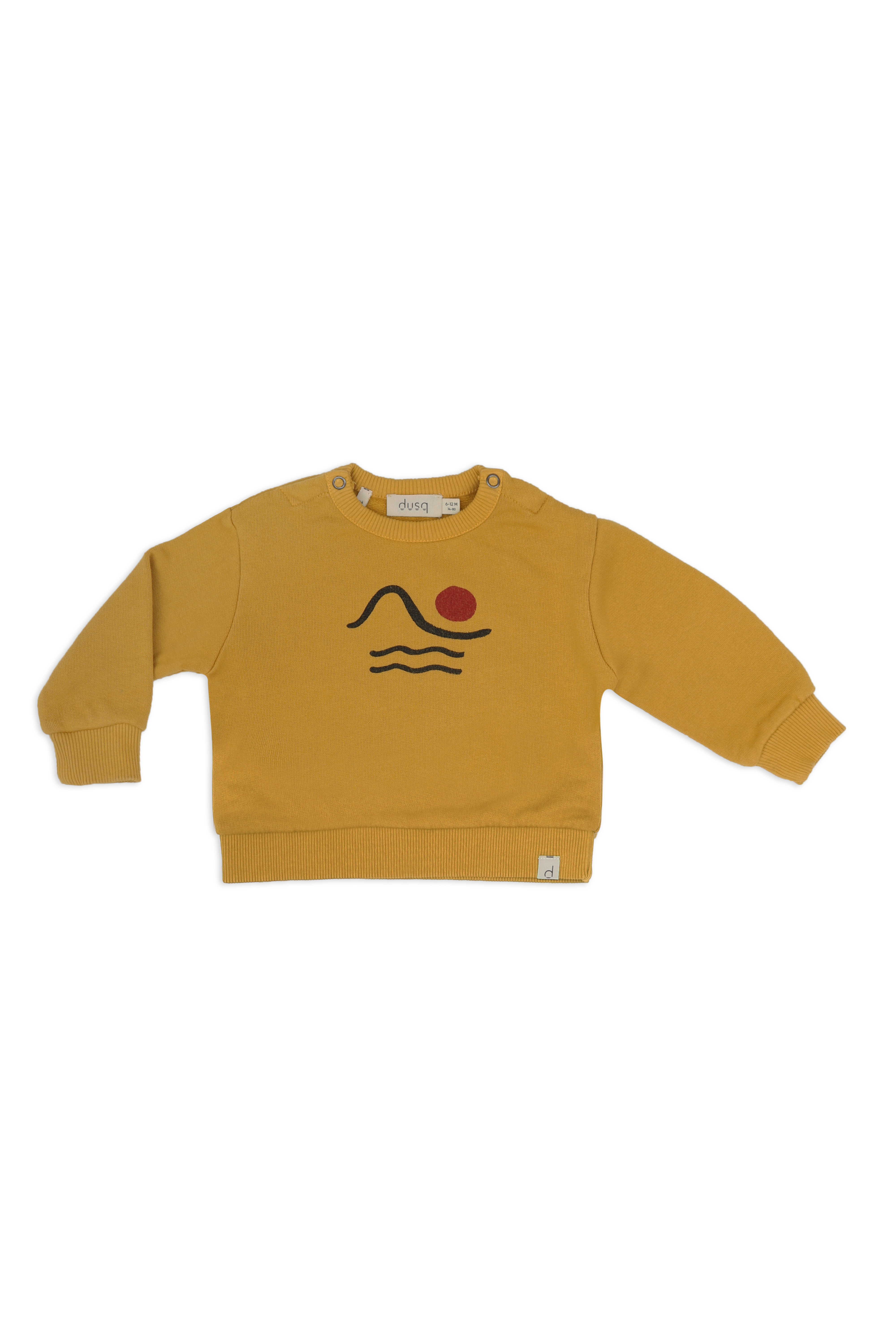 Baby-sweater-mellow-yellow