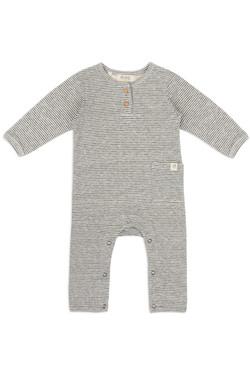 Baby-suit-grey-melange