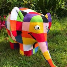 Elmer's Day Display