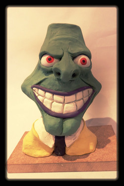 The Mask Caricature