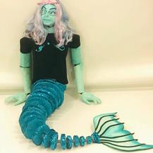 Gender Neutral Mermaid