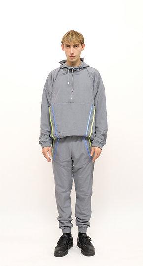 Grey Signature 3.0 Hooded Jacket