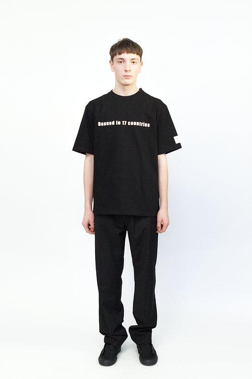Black 17 T-Shirt