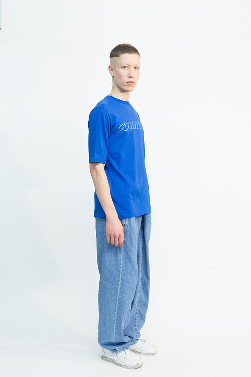 holographic logo t-Shir
