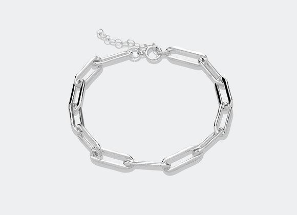 Monaco Bracelet Silver
