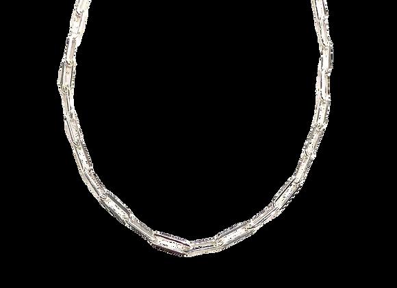 Monaco Necklace Silver