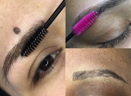 I have an old brow tattoo, can I get Microblading?
