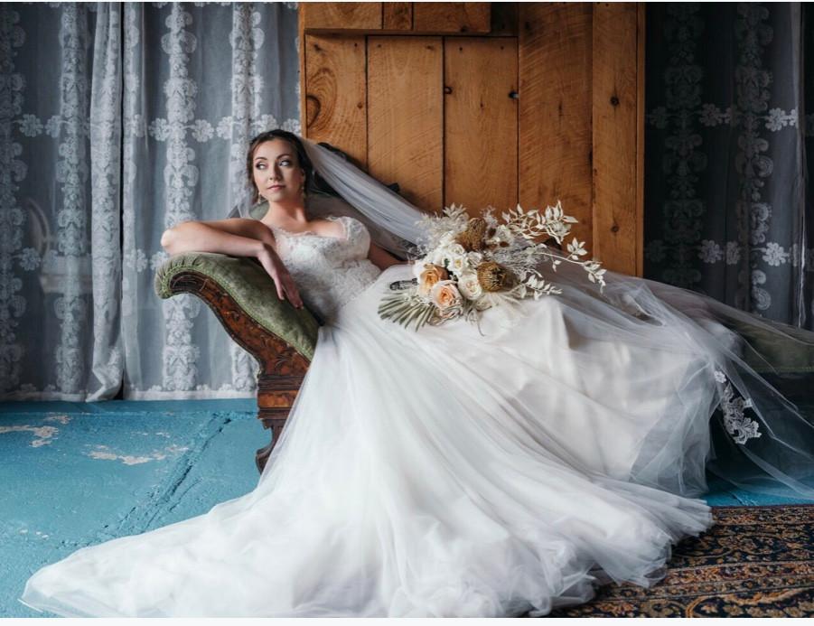 Featured in Saratoga Bride