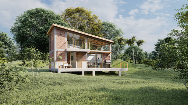 Casa Mundo Nuevo