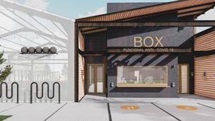 BOX anti COVID 19