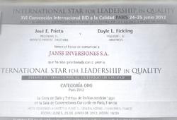 International star
