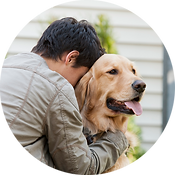 The reality is, the unthinkable does happen and Help4Pets and the Pet Emergency Tag is here for you when it does. Natural disasters, accidents, the dog slips out when you open the door. You can count on the Pet Emergency Tag to help reunite you with your beloved pet.