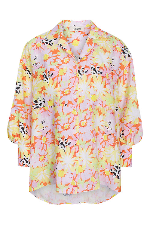 Acapulco Full Bloom Shirt - PREORDER