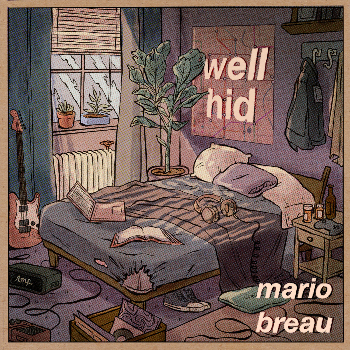 Mario Breau - Well Hid