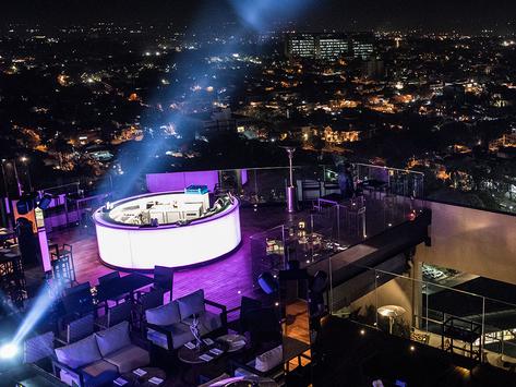 RoofTop de Asunción vs NewYork