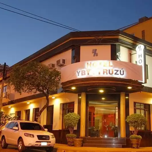 HOTEL YBYTYRUZU - VILLARICA