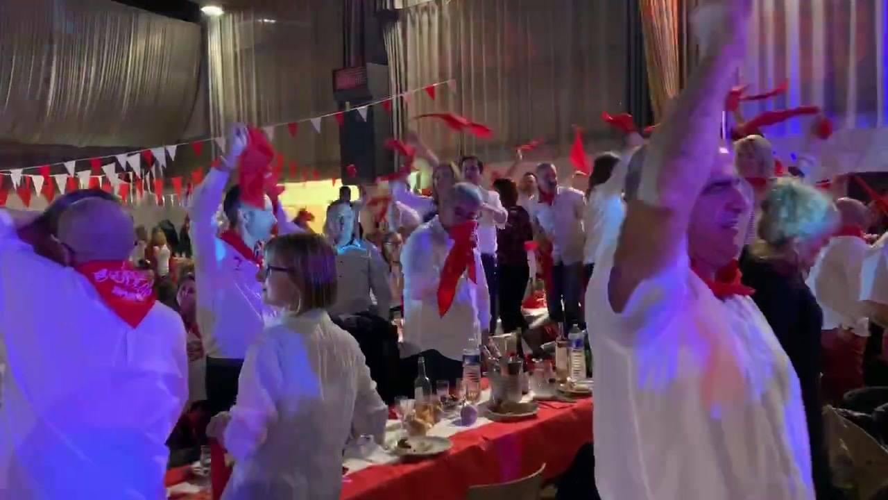 Albertville- instantané  : Le SOUA (Page Officielle)organise sa 4ème soirée Bodega ! Ambiance au top avec La Bande à Rioule et Savoie News