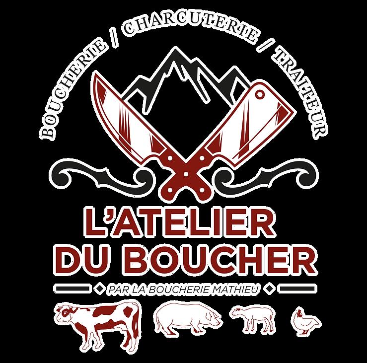 Logo L'atelier du boucher
