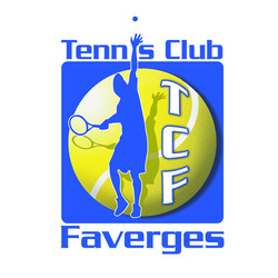 LOGO TENNIS club faverges