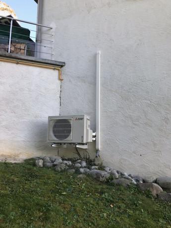 Climatisation particulier