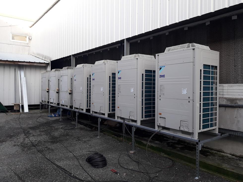 Climatisation industriel
