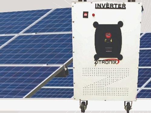 10KVA IGBT SOLAR STATION