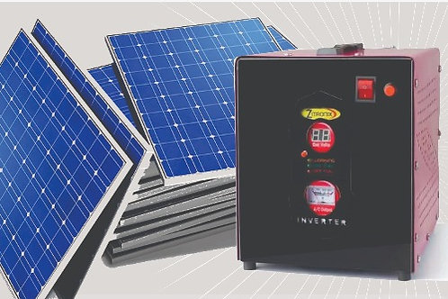 1.5kva Solar Station Complete