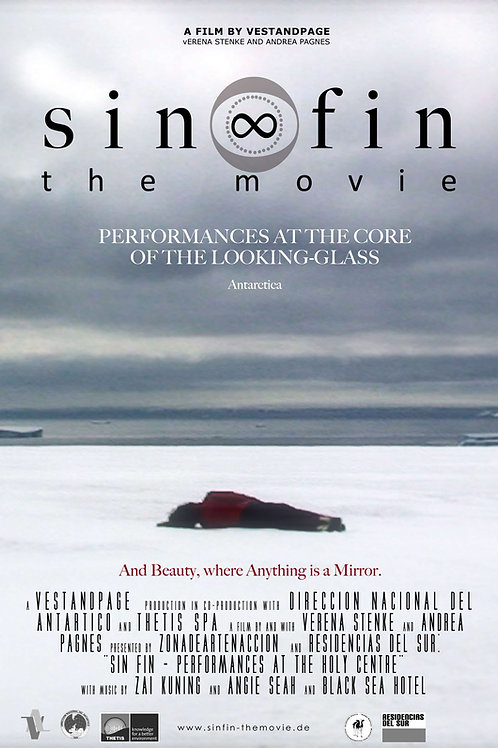 "DVD ""sin∞fin - Performances at the Core of the Looking-Glass"""