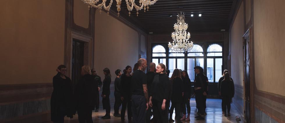 Co-Creation Live Factory, Venice, 2020 © Lorenza Cini