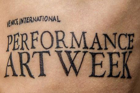 VestAndPage, Venice International Performance Art, Alperoa, Tattoo, Logo