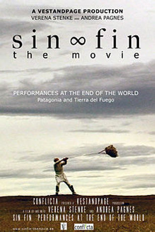 """DVD """"sin∞fin - Performances at the End of the World"""""""
