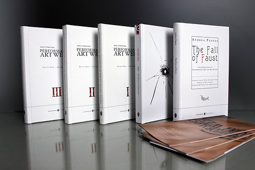 """VestAndPage press"" (5 books+flyers)"