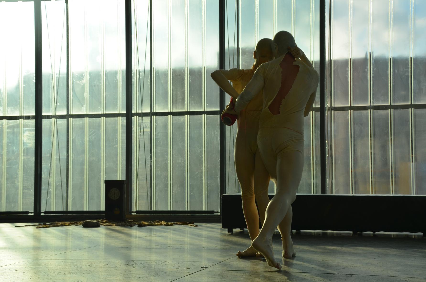 Andrea Pagnes & Verena Stenke