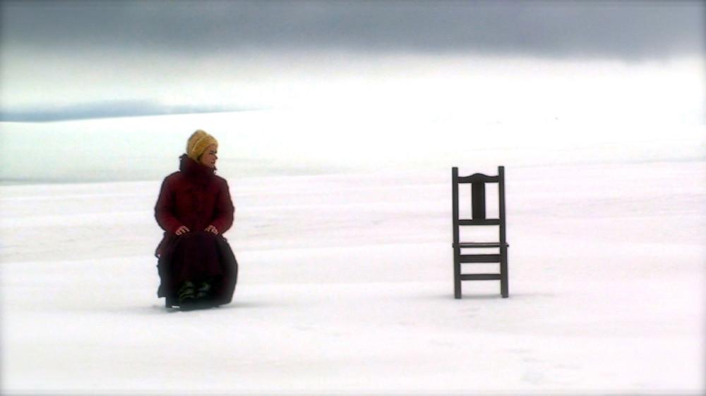 VestAndPage, sin fin, Performance, Film, Antarctic