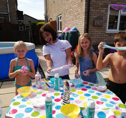 slime party uk