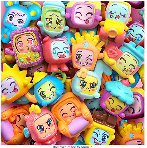 collectable MojiPops figurines