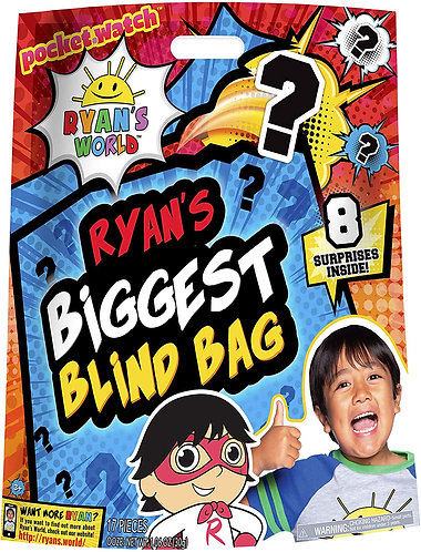 JP Ryan's World JPL79990 Ryan's World Biggest Blind Bag Ever