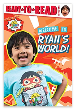 Ryan's World! (Ready-to-read, Level 1: Pocket Watch: Ryan's World)
