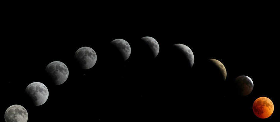 The Lunar Eclipse & Your Mental Health