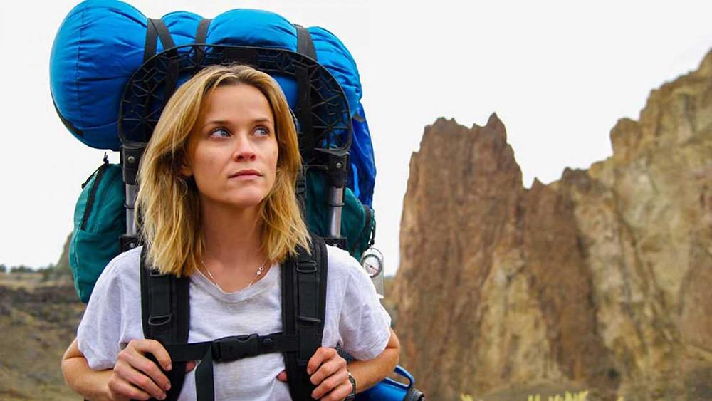 La actriz Reese Witherspoon protagoniza la película Alma Salvaje.