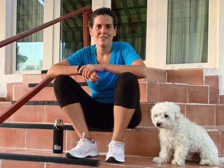Cuatro aplicaciones para hacer ejercicio en casa