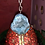 Thumbnail: Dyed Geode Keychain