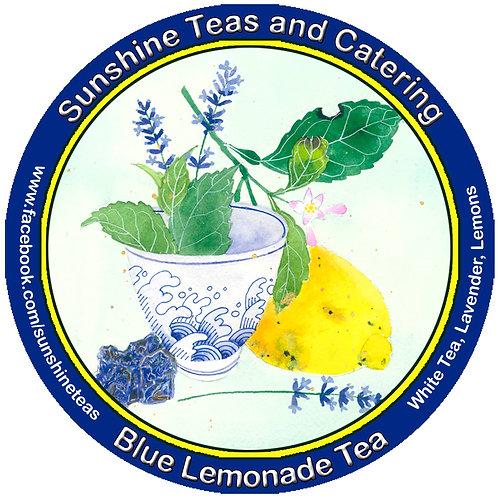Blue Lemonade Tea